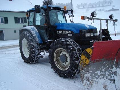 Trygg Spezial im Winterdienst