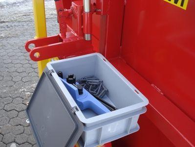 GROWI Box für Bandspanner und Klammern