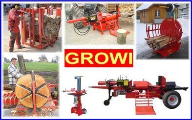 GROWI- Forstgeräte